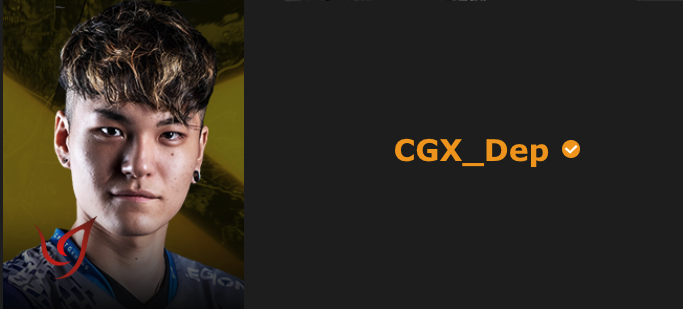 CGX Dep