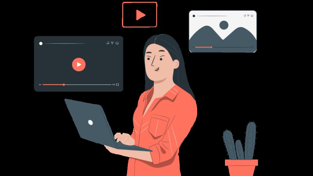 U-NEXT メリット 豊富な動画コンテンツ